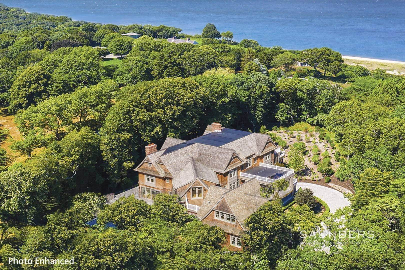Single Family Homes for Sale at Luxury New Construction By The Bay In Amagansett 57 Broadview Road, Amagansett, East Hampton Town, NY 11930