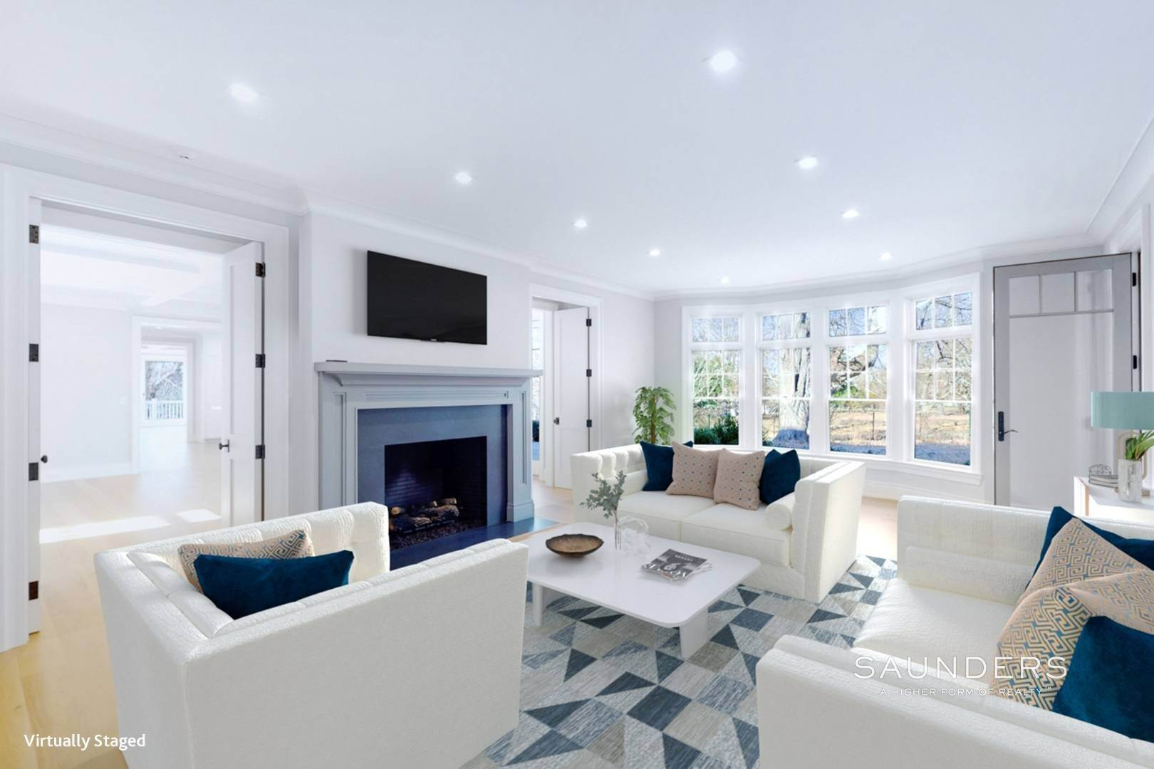 3. Single Family Homes for Sale at Luxury New Construction By The Bay In Amagansett 57 Broadview Road, Amagansett, East Hampton Town, NY 11930
