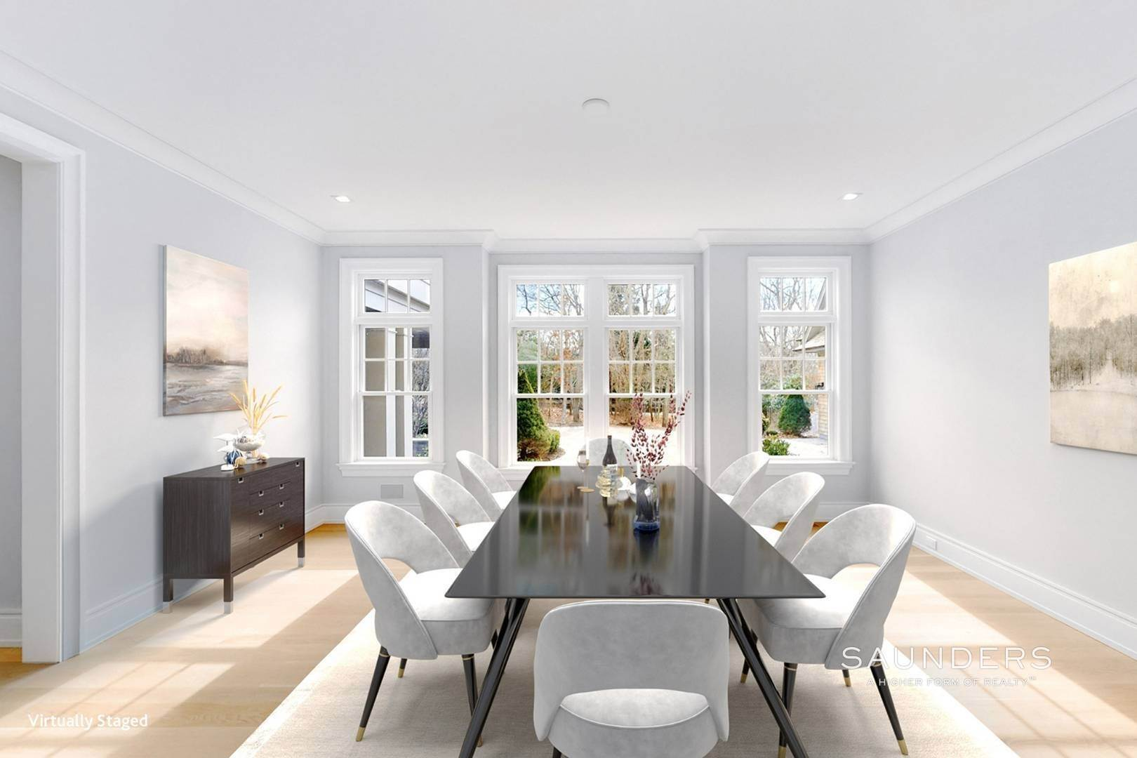 5. Single Family Homes for Sale at Luxury New Construction By The Bay In Amagansett 57 Broadview Road, Amagansett, East Hampton Town, NY 11930