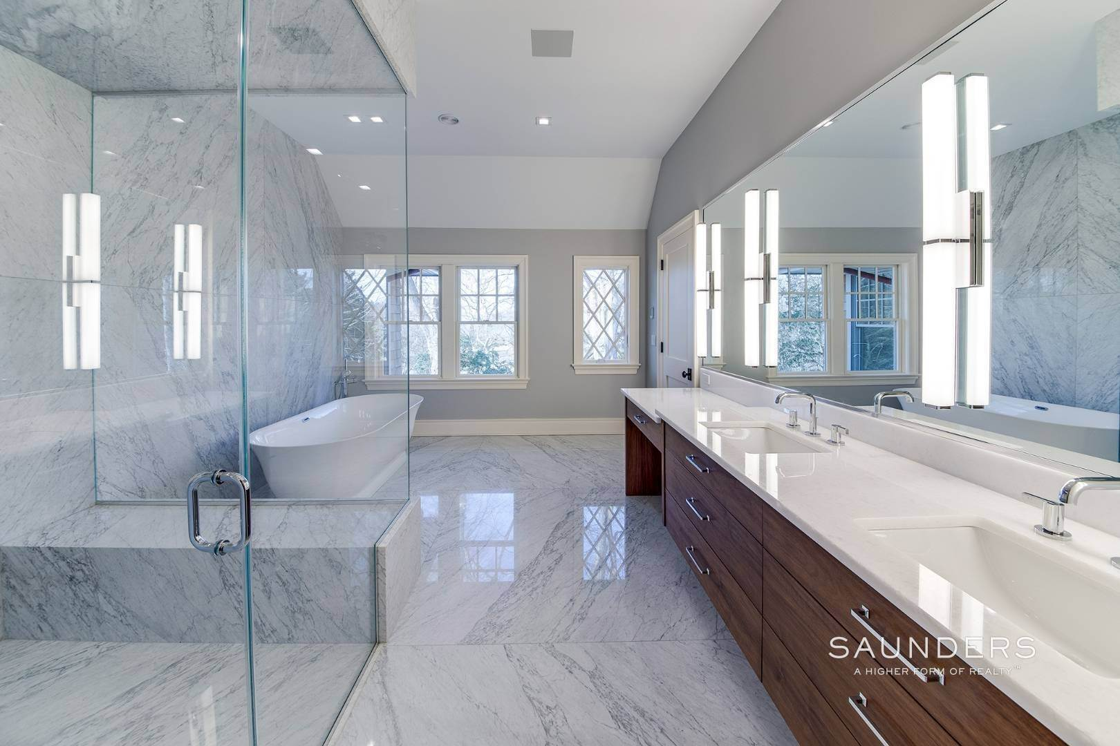 15. Single Family Homes for Sale at Luxury New Construction By The Bay In Amagansett 57 Broadview Road, Amagansett, East Hampton Town, NY 11930