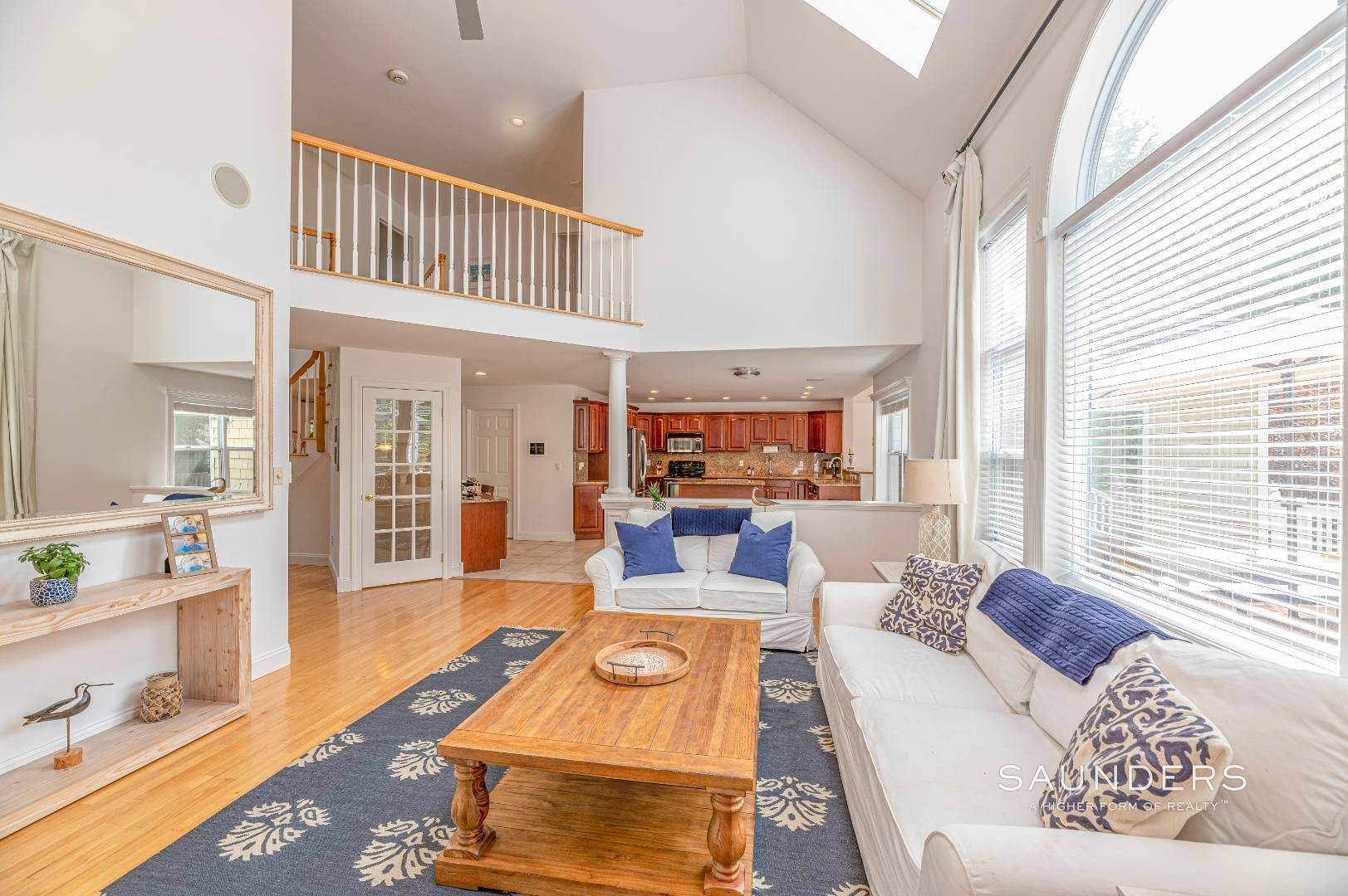 5. Single Family Homes for Sale at Spacious And Private Minutes From The Beach! 413a Mill Road, Westhampton, Southampton Town, NY 11977