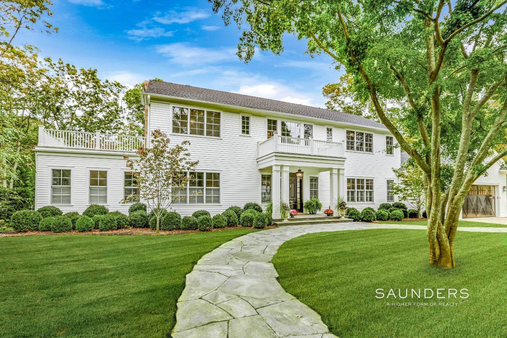 Single Family Homes for Sale at Newly Constructed In Sag Harbor Village 361 Madison Street, Sag Harbor, Southampton Town, NY 11963