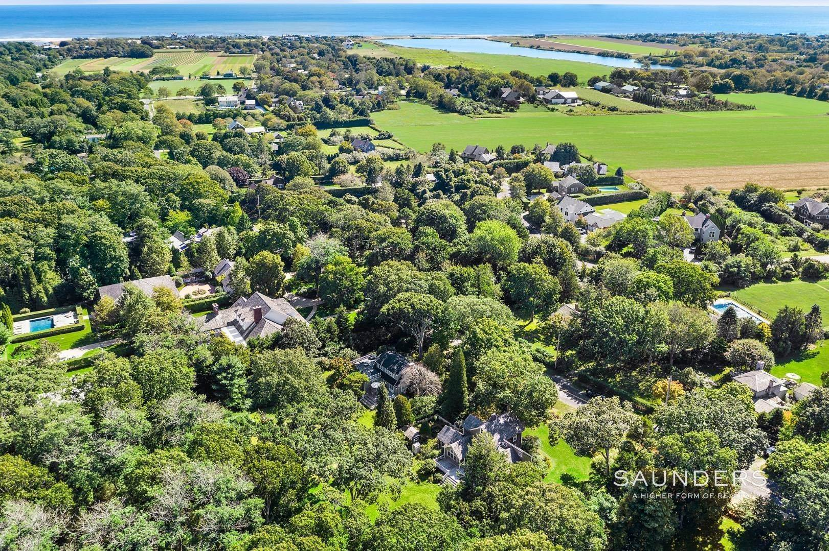 Single Family Homes at Sayres Path 2 Acre Opportunity 129 Sayres Path, Wainscott, East Hampton Town, NY 11937