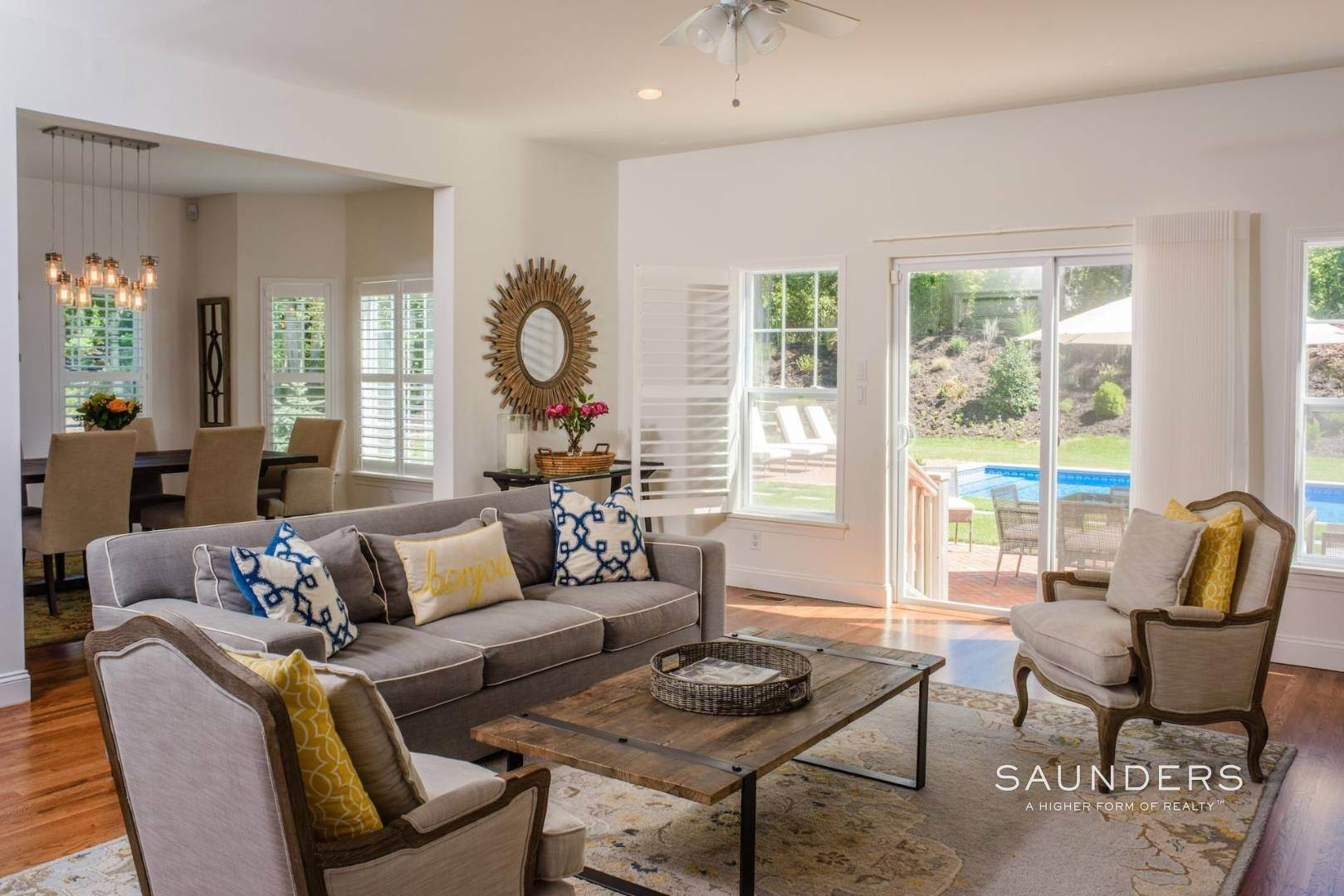 6. Single Family Homes for Sale at Near The Village And Beaches Of Southampton 64 Sandy Hollow Road, Southampton, Southampton Town, NY 11968