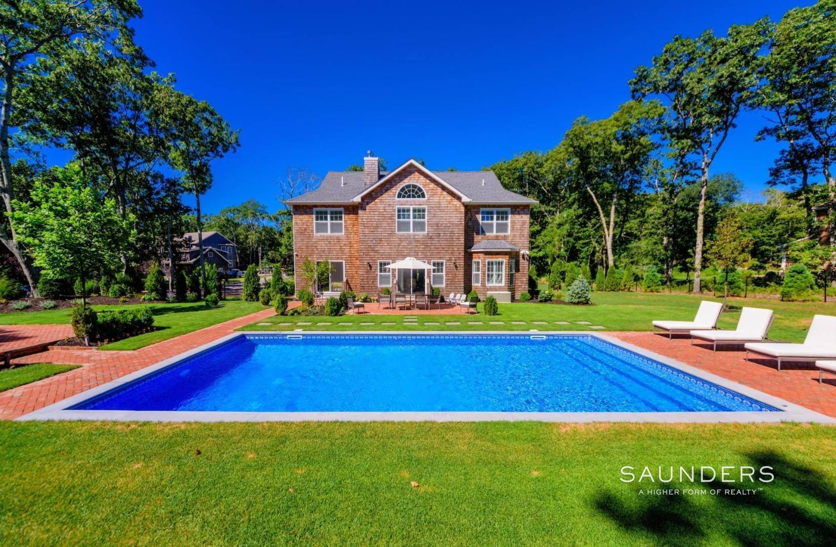2. Single Family Homes for Sale at Near The Village And Beaches Of Southampton 64 Sandy Hollow Road, Southampton, Southampton Town, NY 11968