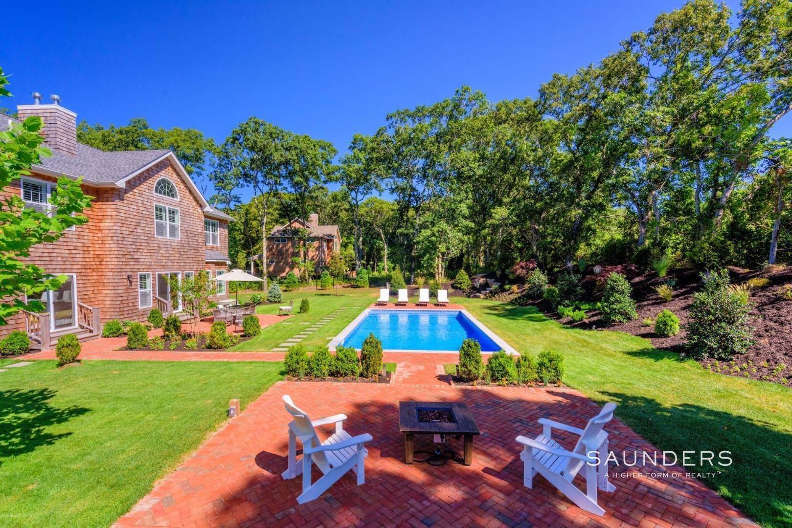 3. Single Family Homes for Sale at Near The Village And Beaches Of Southampton 64 Sandy Hollow Road, Southampton, Southampton Town, NY 11968