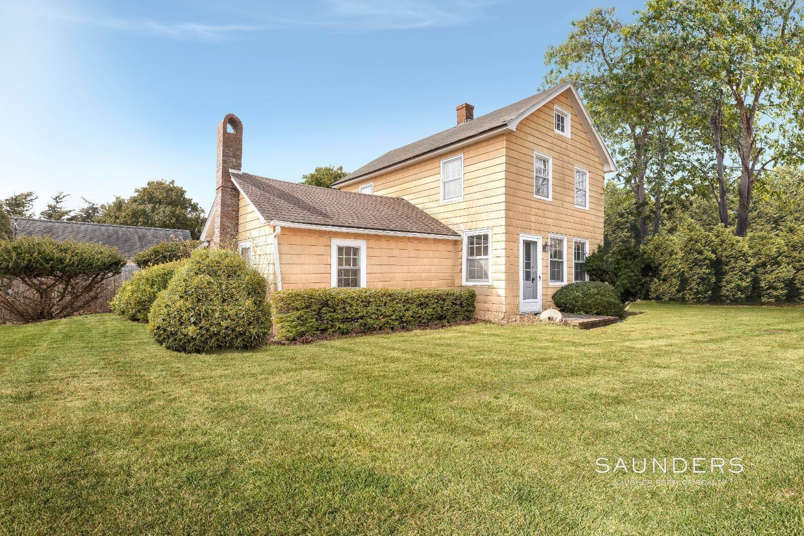 Single Family Homes for Sale at East Hampton Village Fringe Compound 21 Miller Terrace, East Hampton, East Hampton Town, NY 11937