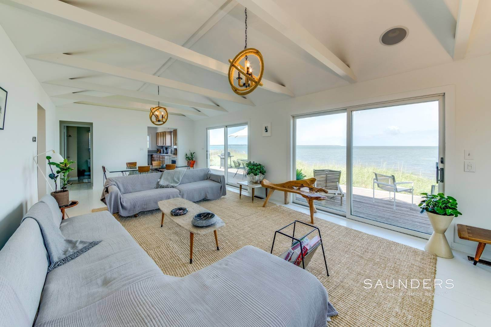 4. Single Family Homes at Year-Round Water Views 114 Bay View Avenue, Napeague, East Hampton Town, NY 11930