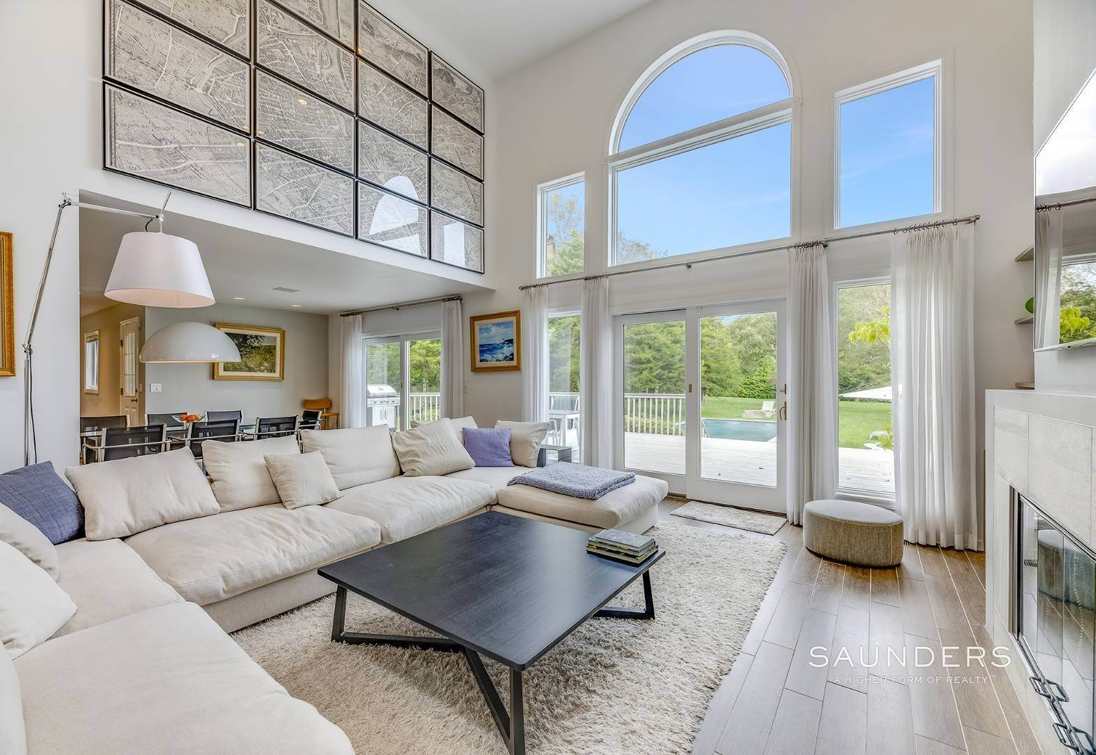 Single Family Homes for Sale at Totally Renovated And Very Chic 4 Long Springs Road, Southampton, Southampton Town, NY 11968