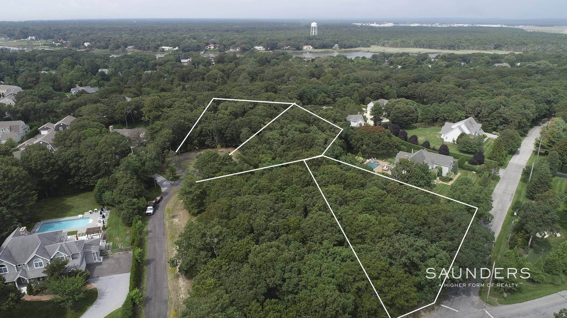 2. Single Family Homes for Sale at Vacant Land In Quogue Quogue Village, Southampton Town, NY 11959