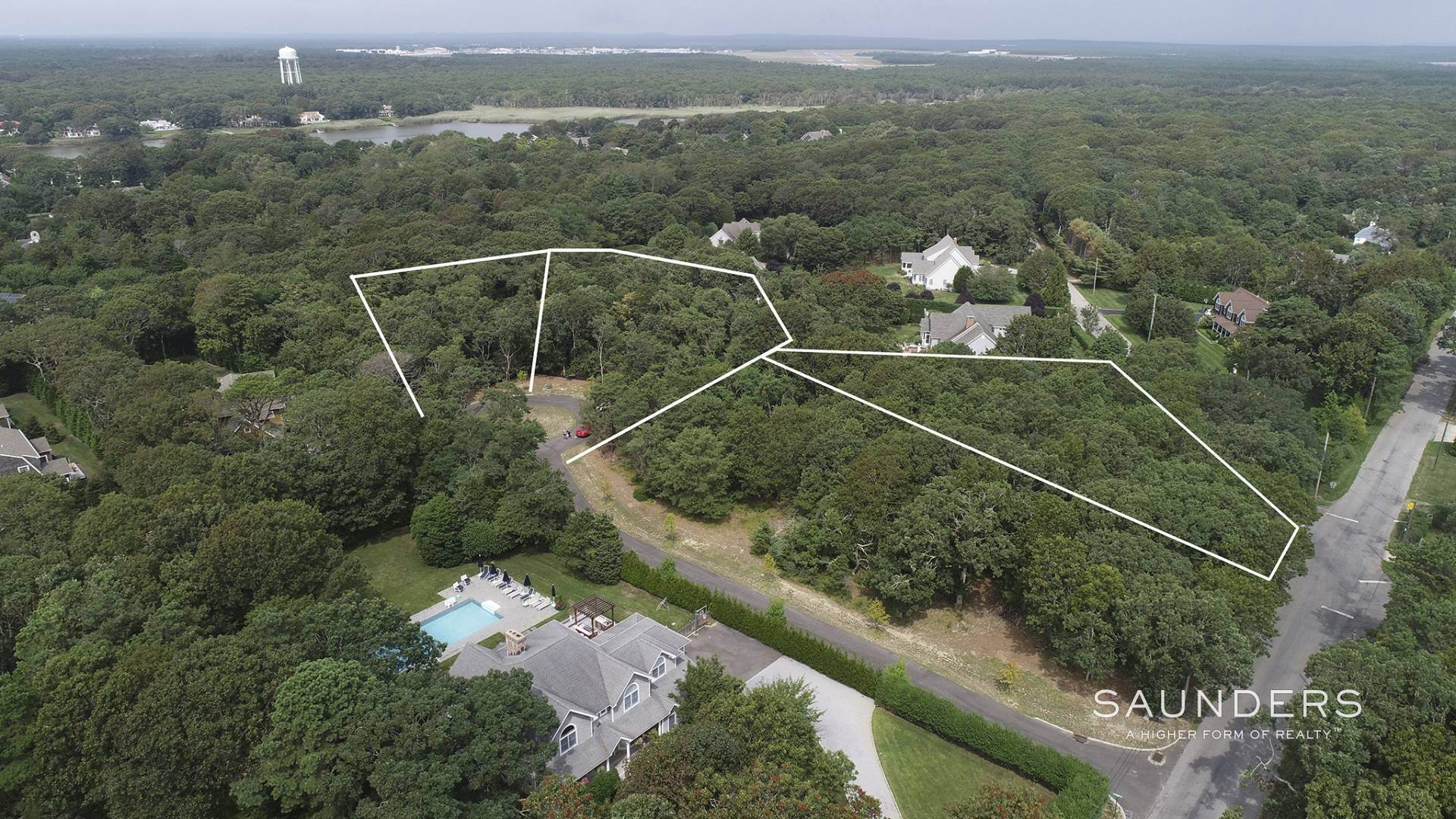 3. Single Family Homes for Sale at Vacant Land In Quogue Quogue Village, Southampton Town, NY 11959