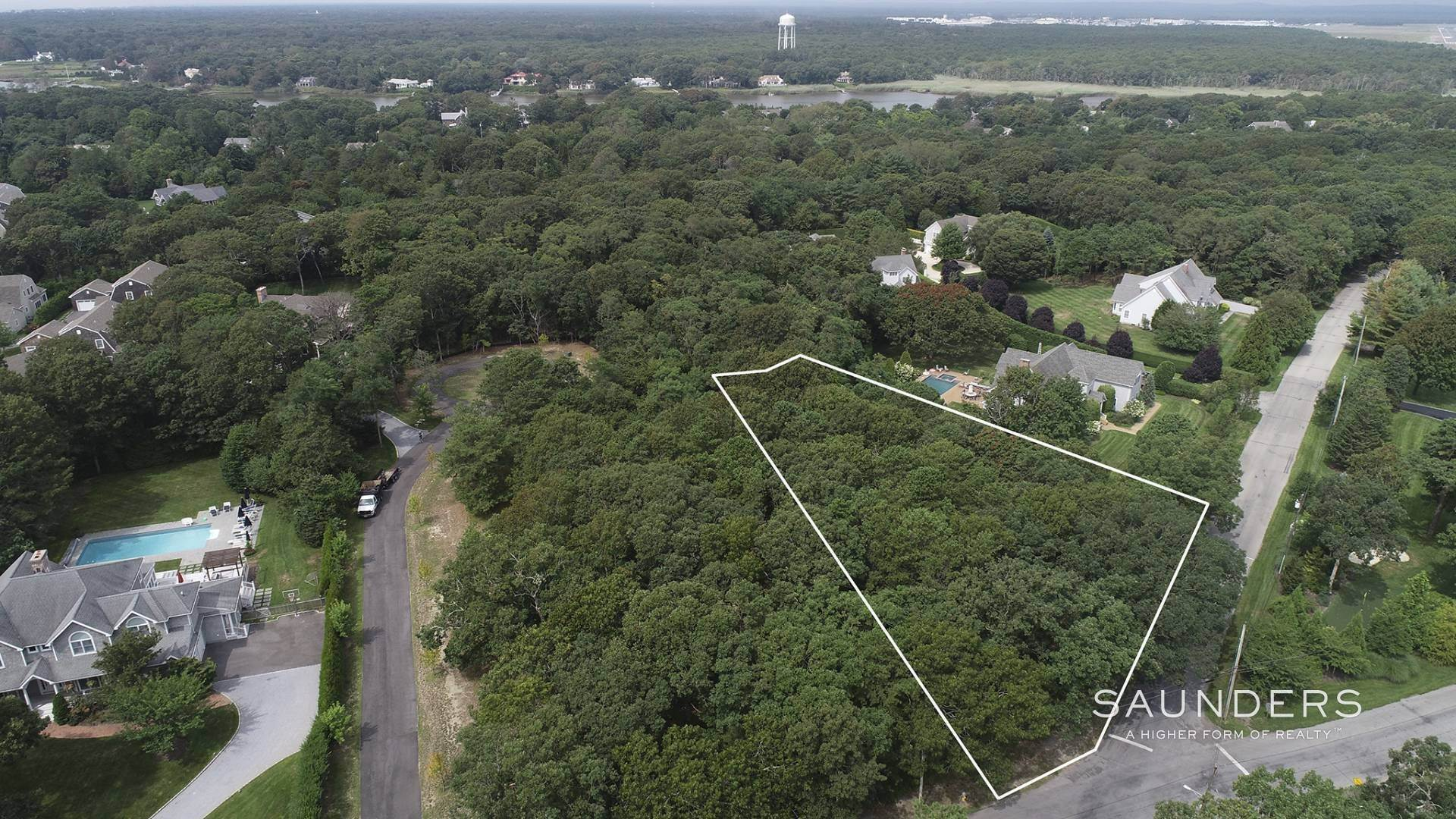 Single Family Homes for Sale at Vacant Land In Quogue Quogue Village, Southampton Town, NY 11959