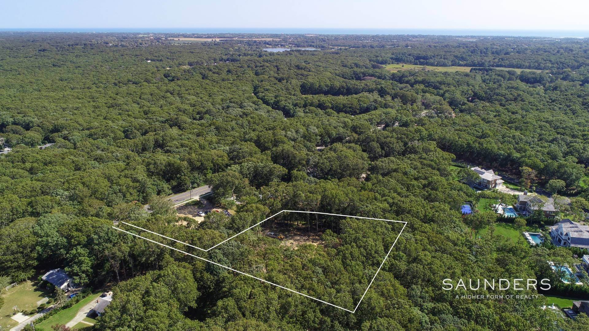 2. Land for Sale at Bridgehampton North Build To Suit 690 Bridgehampton Sag Harbor Turnpike, Bridgehampton, Southampton Town, NY 11932