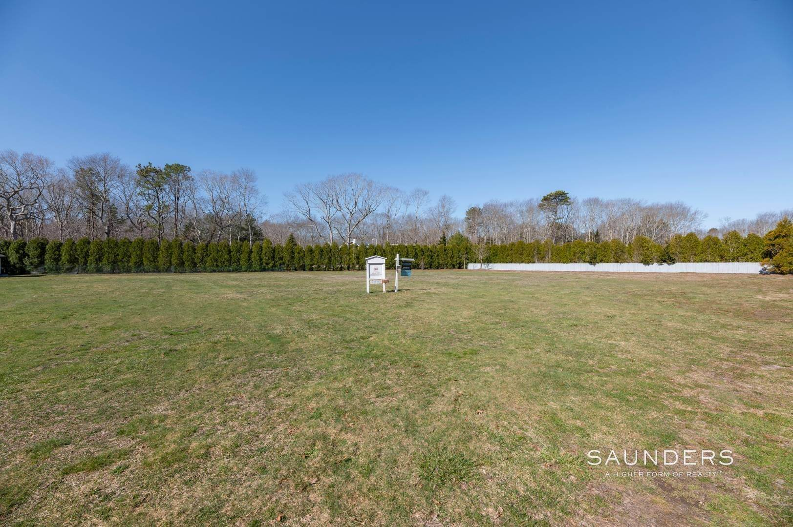 9. Land for Sale at Vacant Land Opportunity Center Of The Village Of Quogue 129 Montauk Highway, Quogue Village, Southampton Town, NY 11959