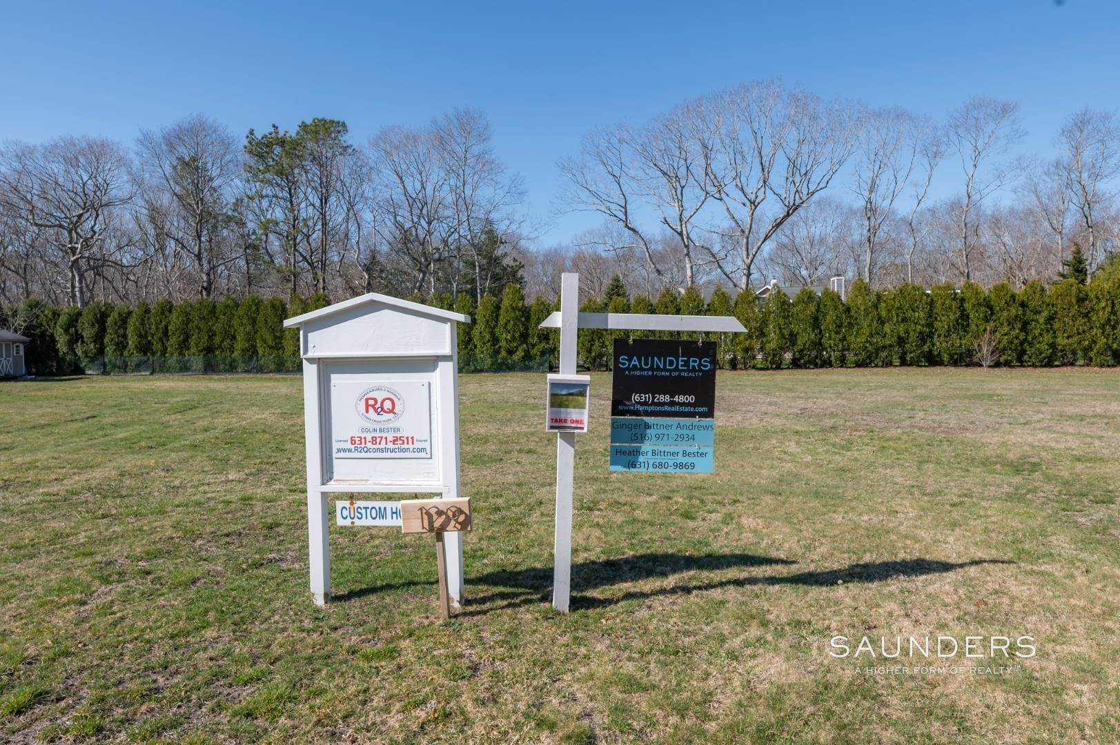 11. Land for Sale at Vacant Land Opportunity Center Of The Village Of Quogue 129 Montauk Highway, Quogue Village, Southampton Town, NY 11959