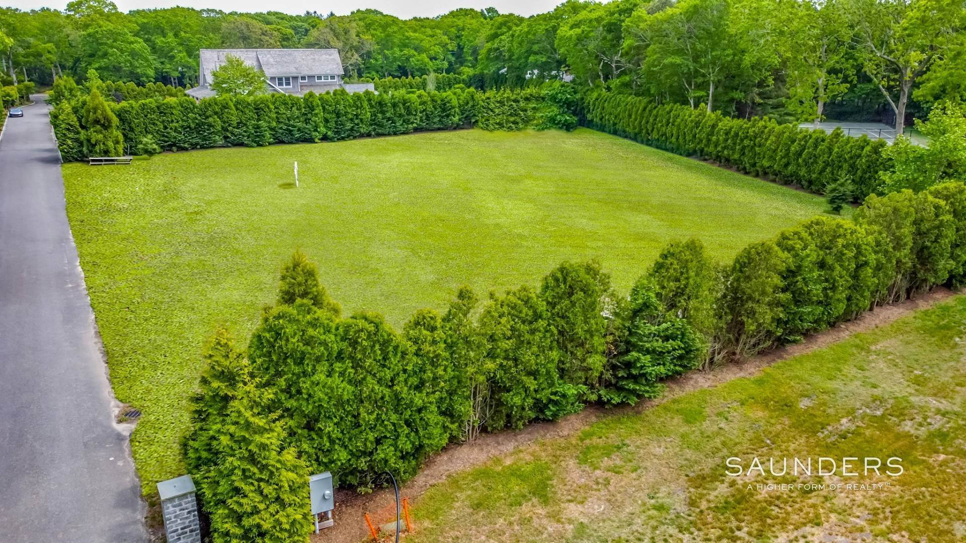 5. Land for Sale at Vacant Land Opportunity Center Of The Village Of Quogue 129 Montauk Highway, Quogue Village, Southampton Town, NY 11959