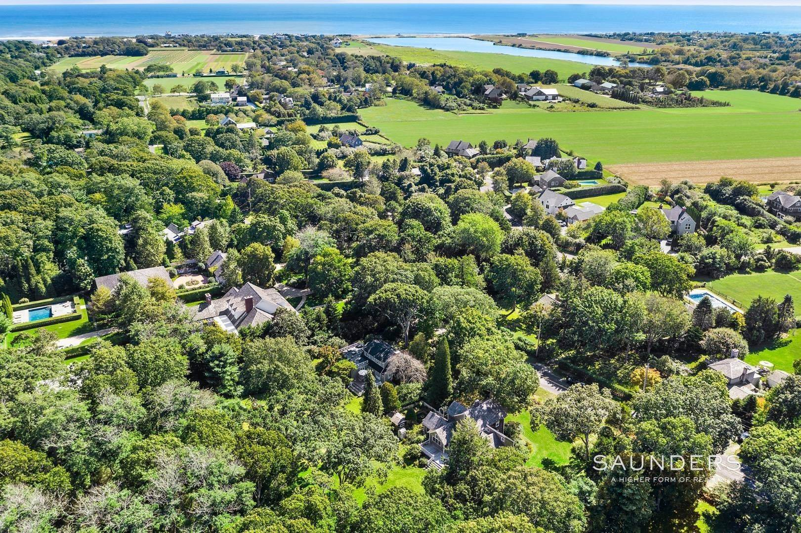3. Single Family Homes for Sale at Sayres Path 3 Acre Opportunity 129 & 133 Sayres Path, Wainscott, East Hampton Town, NY 11975