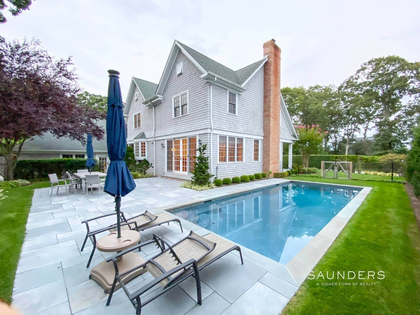 Single Family Homes at Sag Harbor Impeccable With Pool Near Long Beach And Village 21 Whalers Walk, Sag Harbor, Southampton Town, NY 11963