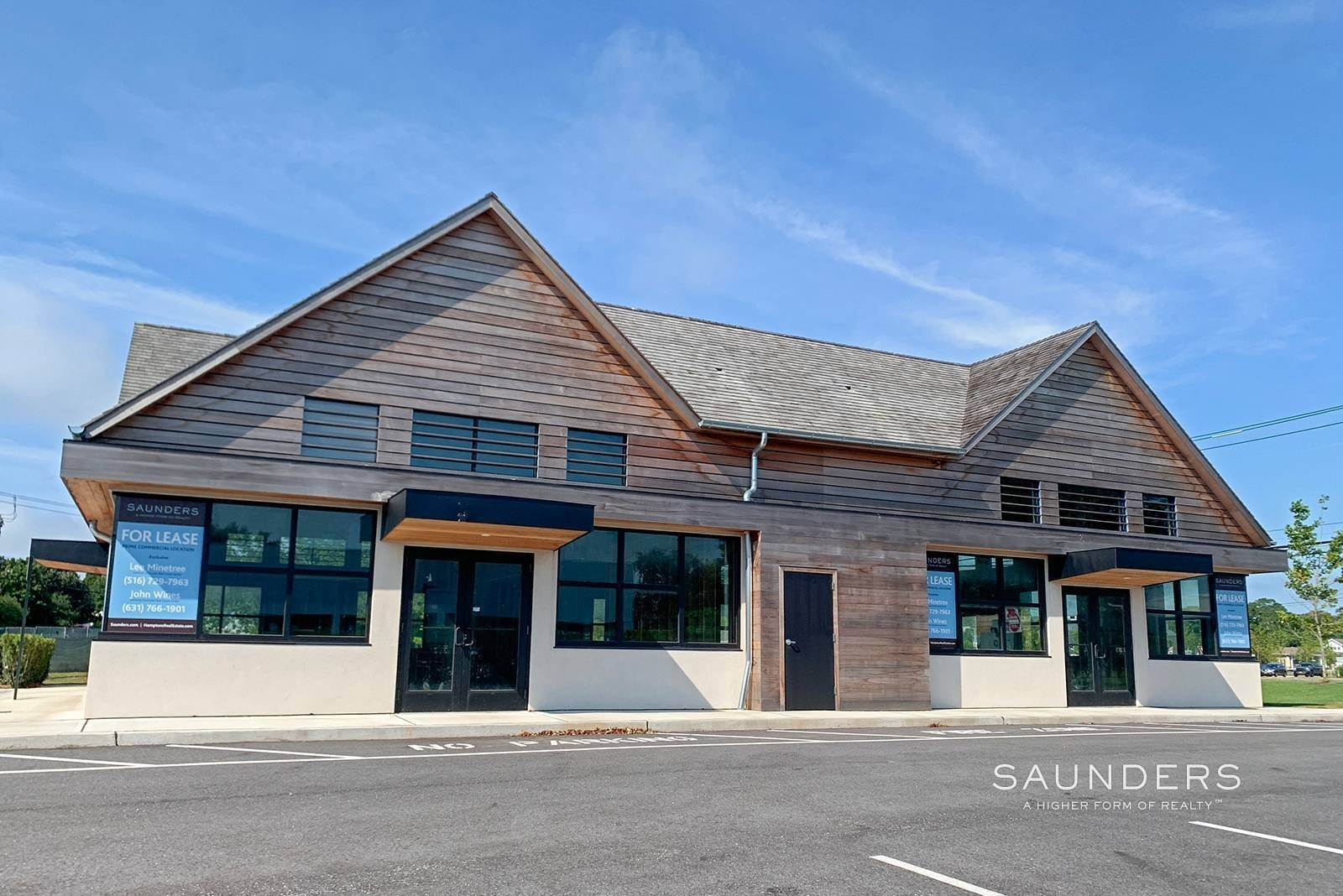15. Commercial for Sale at New Southampton Retail And Office Space 2 Montauk Highway, Water Mill, Southampton Town, NY 11968