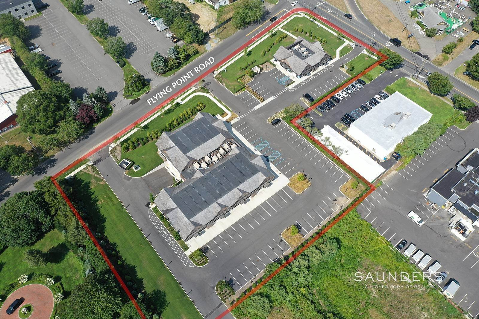 3. Commercial for Sale at New Southampton Retail And Office Space 2 Montauk Highway, Water Mill, Southampton Town, NY 11968