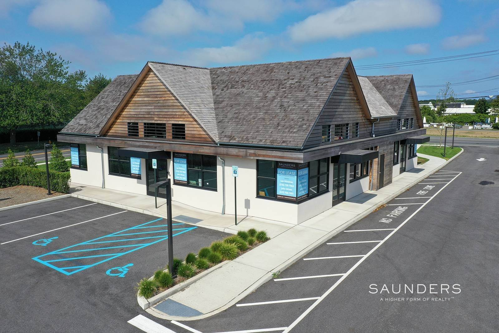 13. Commercial for Sale at New Southampton Retail And Office Space 2 Montauk Highway, Water Mill, Southampton Town, NY 11968