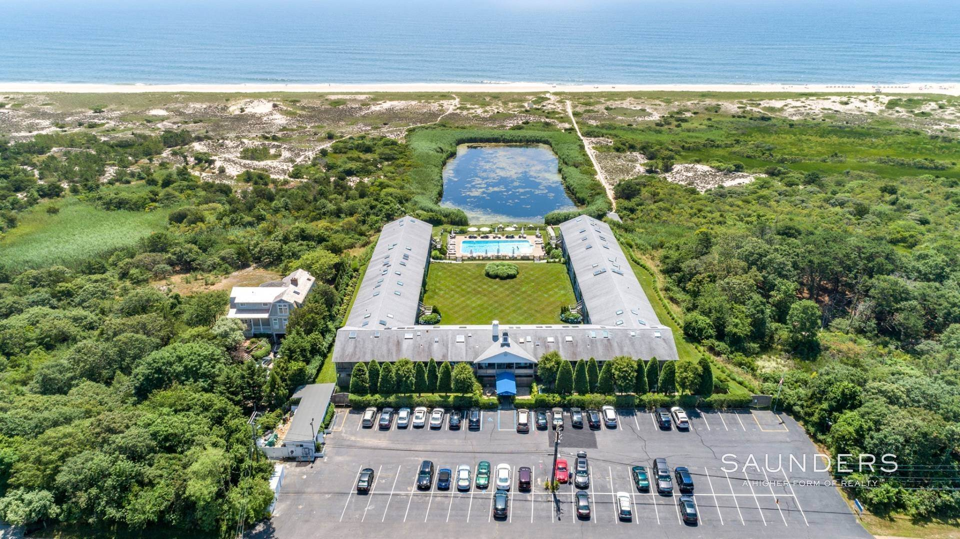 18. Co-op Properties for Sale at Amagansett Oceanfront 379 Bluff Road, Units# 119, 218, 219, Amagansett, East Hampton Town, NY 11930
