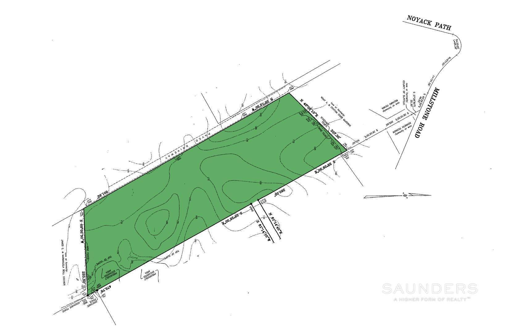 2. Land for Sale at Top Of The World Building Lot 1193 Millstone Road, Sag Harbor, Southampton Town, NY 11963