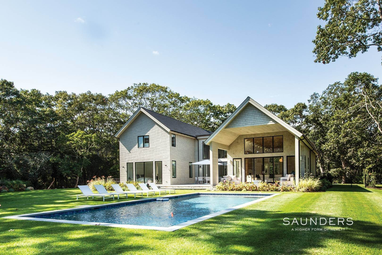 Single Family Homes for Sale at East Hampton, East Hampton Town, NY 11937