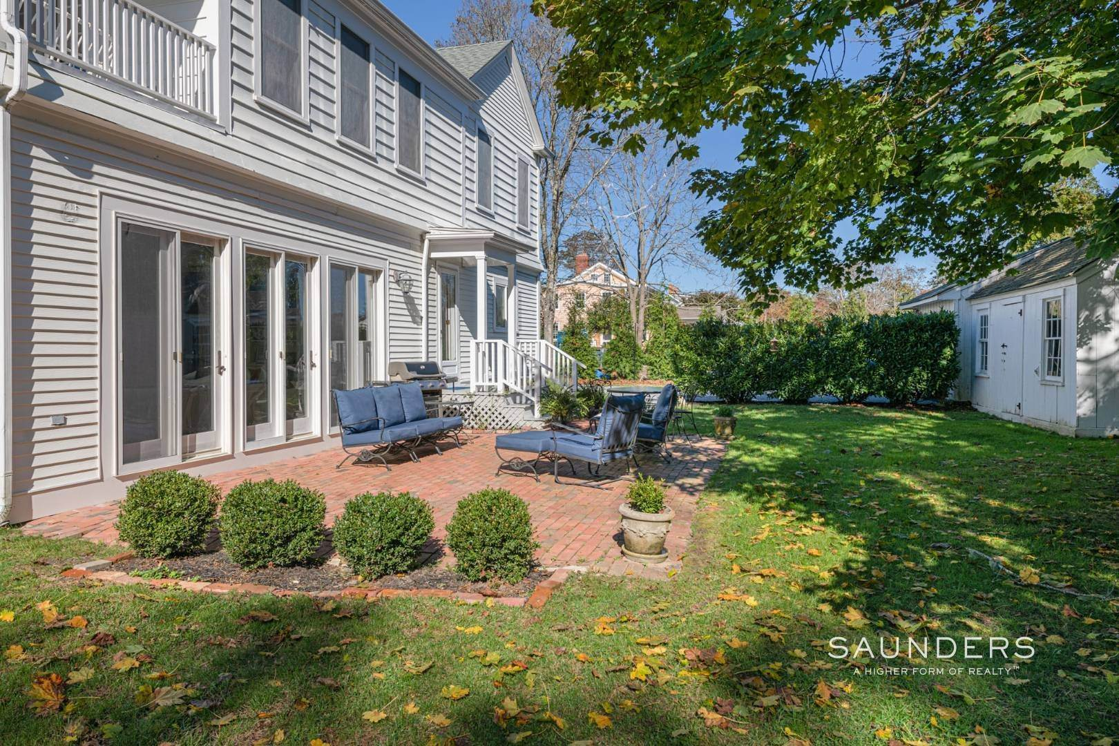 16. Single Family Homes for Sale at Historic Victorian On Quogue Street 81 Quogue Street, Quogue Village, Southampton Town, NY 11959