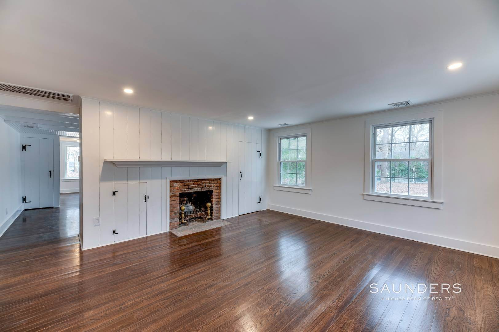 5. Single Family Homes for Sale at Renovated Farmhouse 138b Montauk Highway, Westhampton, Southampton Town, NY 11977