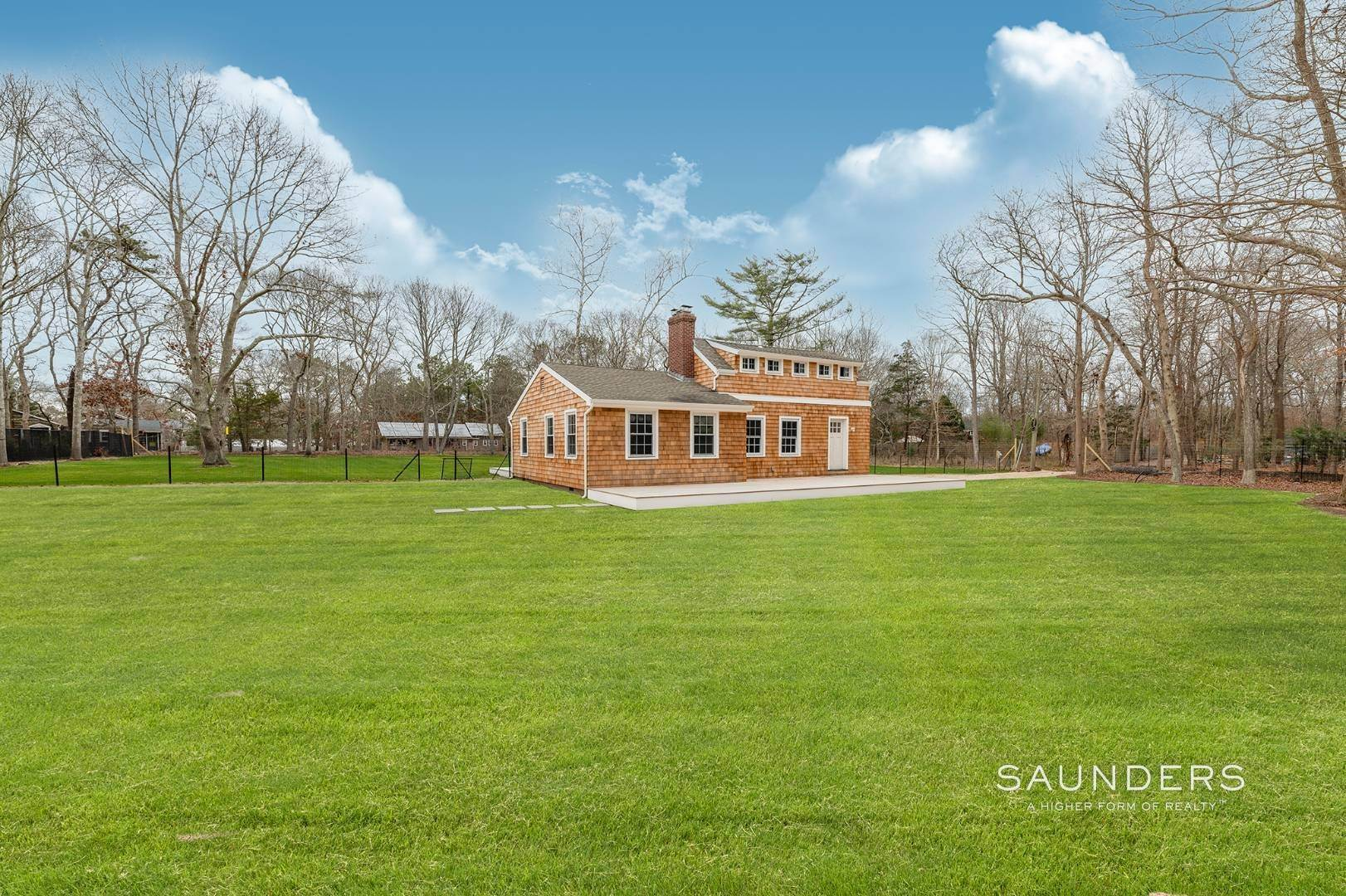 2. Single Family Homes for Sale at Renovated Farmhouse 138b Montauk Highway, Westhampton, Southampton Town, NY 11977