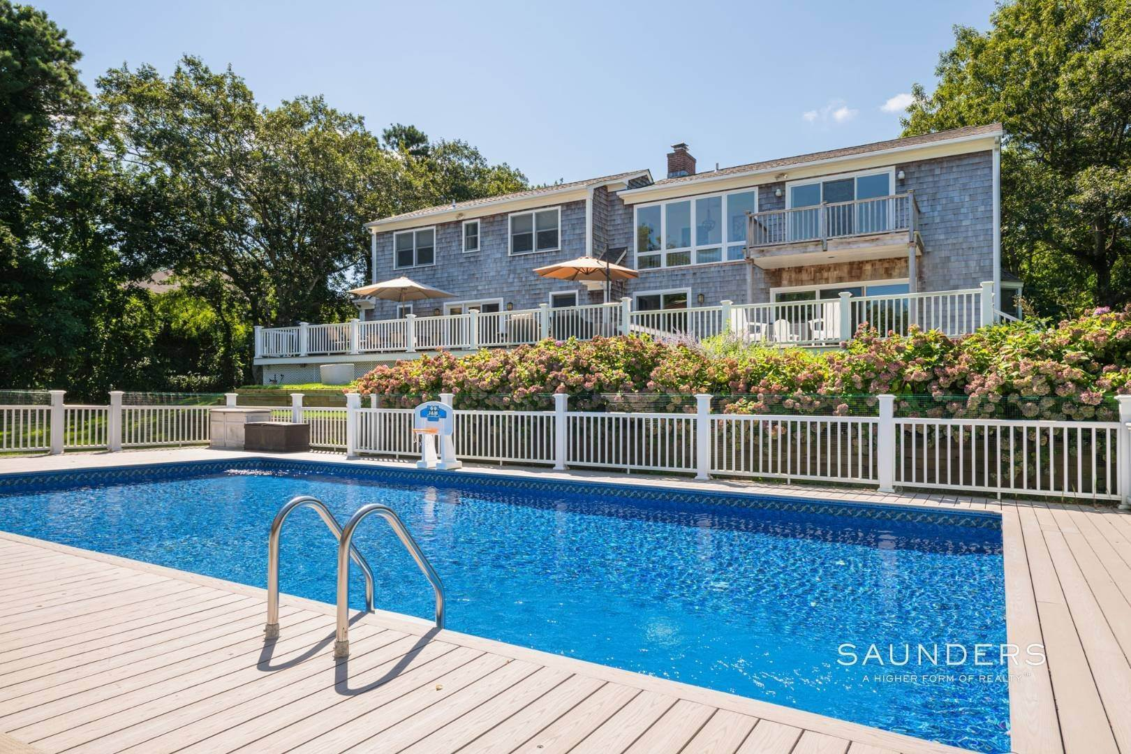 2. Single Family Homes for Sale at Turnkey Southampton Oasis 41 Hillside Road, Southampton, Southampton Town, NY 11968