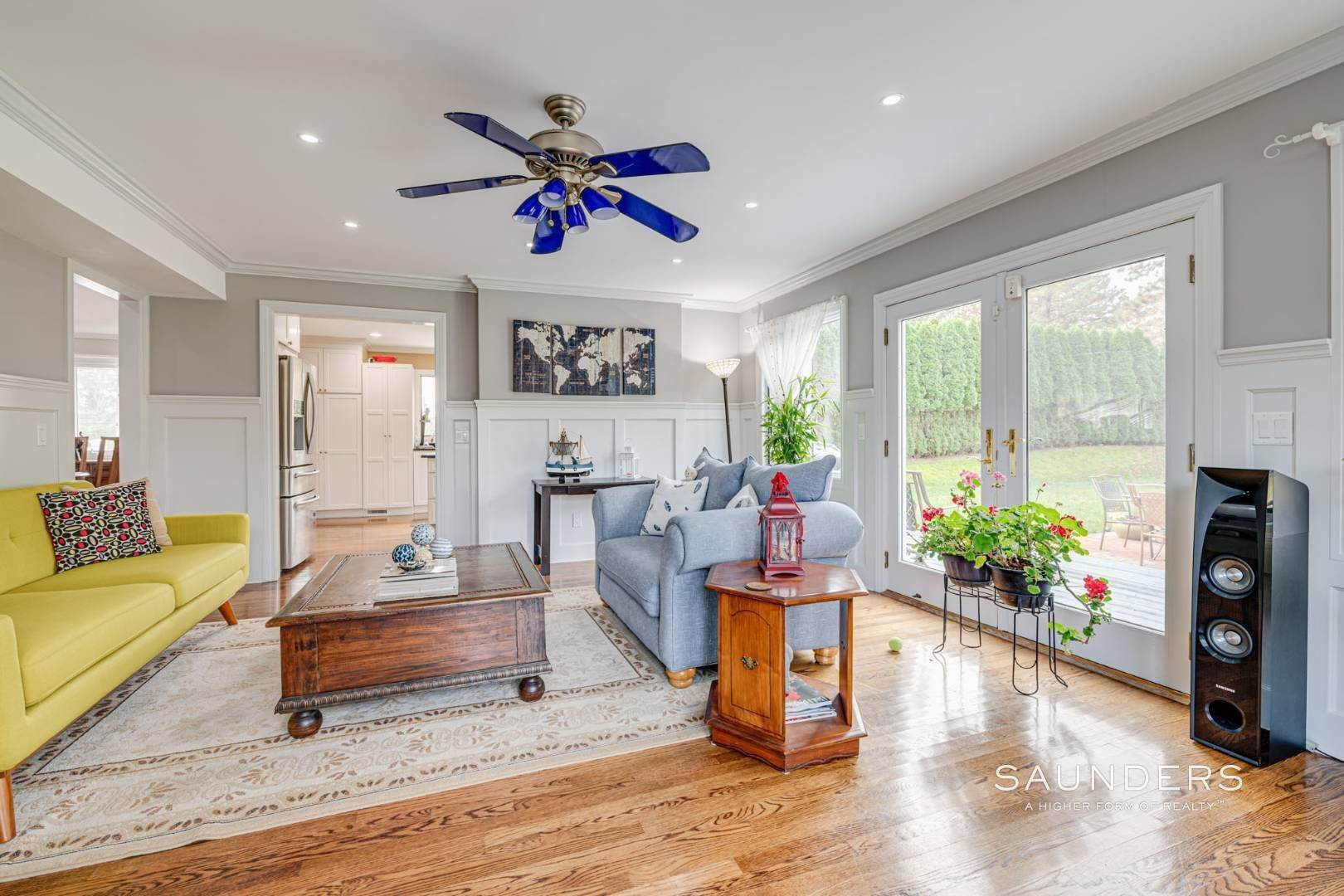 10. Single Family Homes for Sale at Southampton South Renovated With Pool 51 Cheviot Road, Southampton, Southampton Town, NY 11968