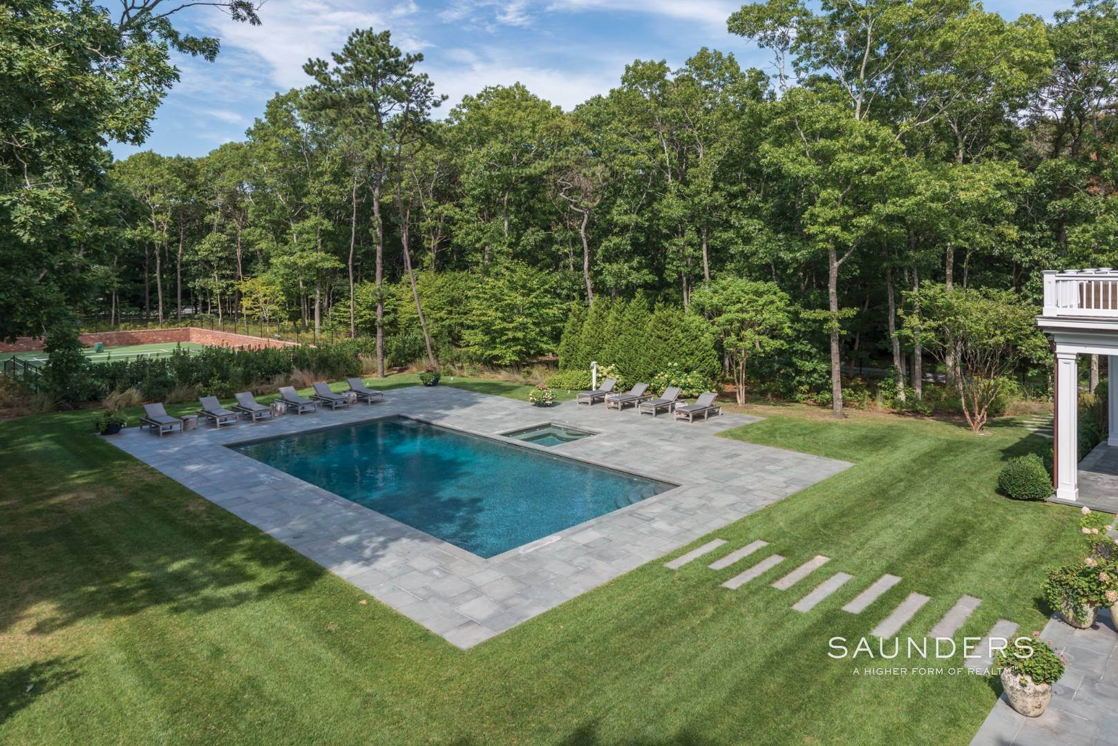 13. Single Family Homes for Sale at Rare Opportunity In Wainscott South With Tennis 23 Two Rod Highway, Wainscott, East Hampton Town, NY 11975