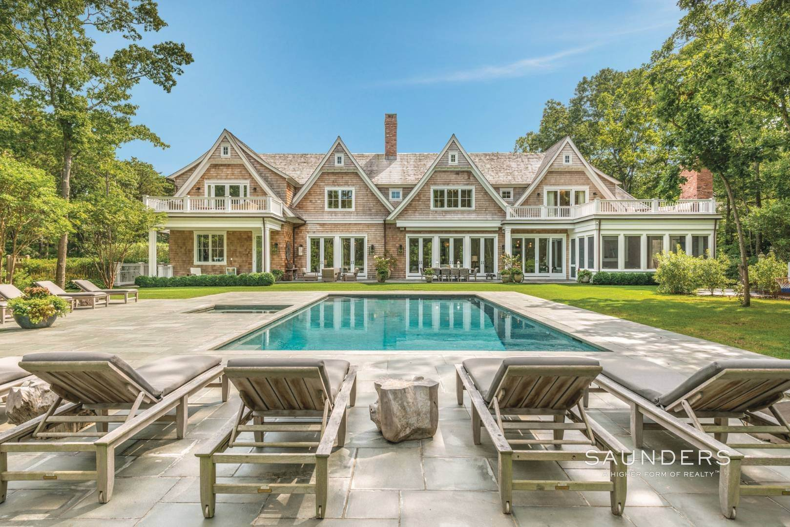 2. Single Family Homes for Sale at Rare Opportunity In Wainscott South With Tennis 23 Two Rod Highway, Wainscott, East Hampton Town, NY 11975