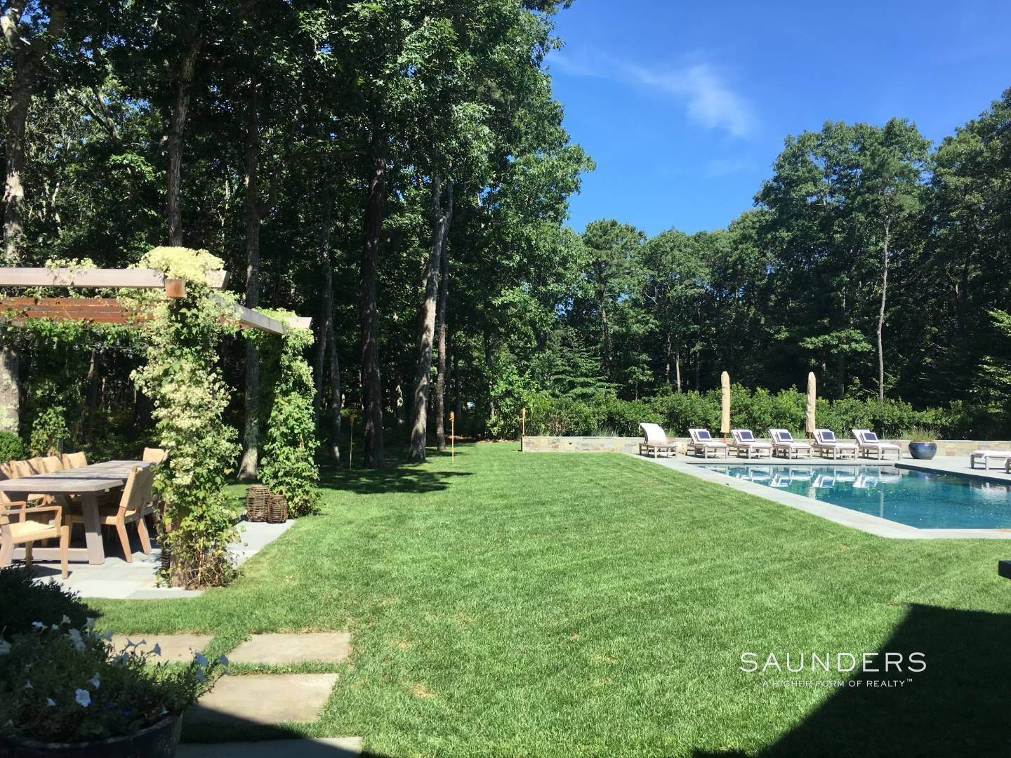 23. Single Family Homes for Sale at Rare Opportunity In Wainscott South With Tennis 23 Two Rod Highway, Wainscott, East Hampton Town, NY 11975