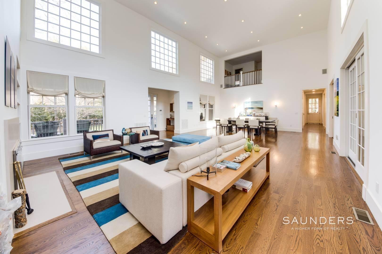 6. Single Family Homes for Sale at Wainscott South Traditional Near Beach Lane 10 Merriwood Drive, Wainscott, East Hampton Town, NY 11975