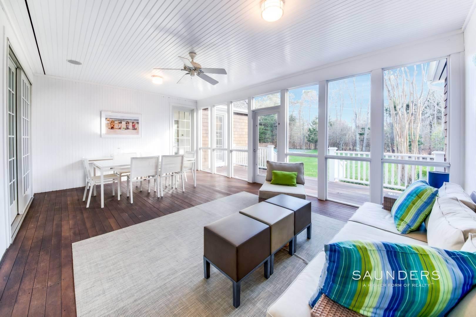 10. Single Family Homes for Sale at Wainscott South Traditional Near Beach Lane 10 Merriwood Drive, Wainscott, East Hampton Town, NY 11975