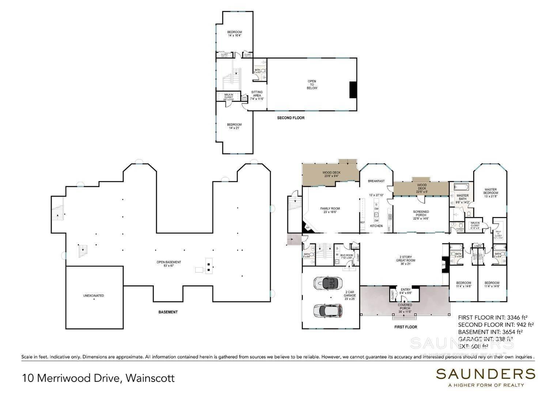 26. Single Family Homes for Sale at Wainscott South Traditional Near Beach Lane 10 Merriwood Drive, Wainscott, East Hampton Town, NY 11975