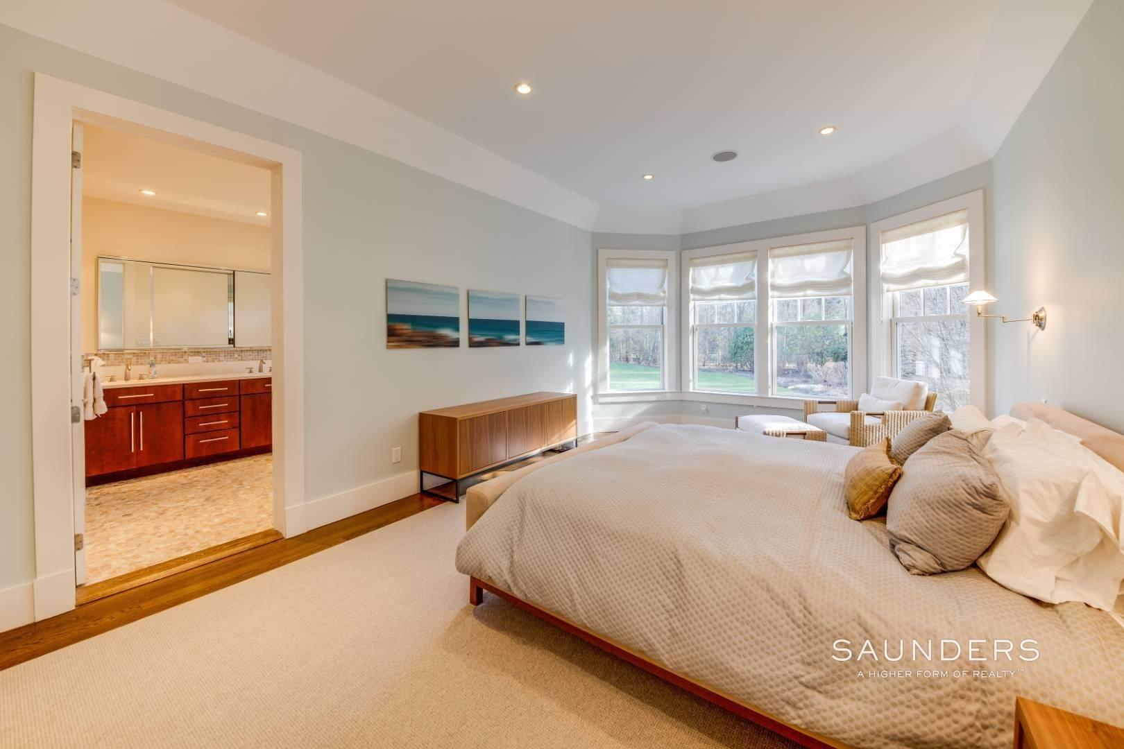 15. Single Family Homes for Sale at Wainscott South Traditional Near Beach Lane 10 Merriwood Drive, Wainscott, East Hampton Town, NY 11975