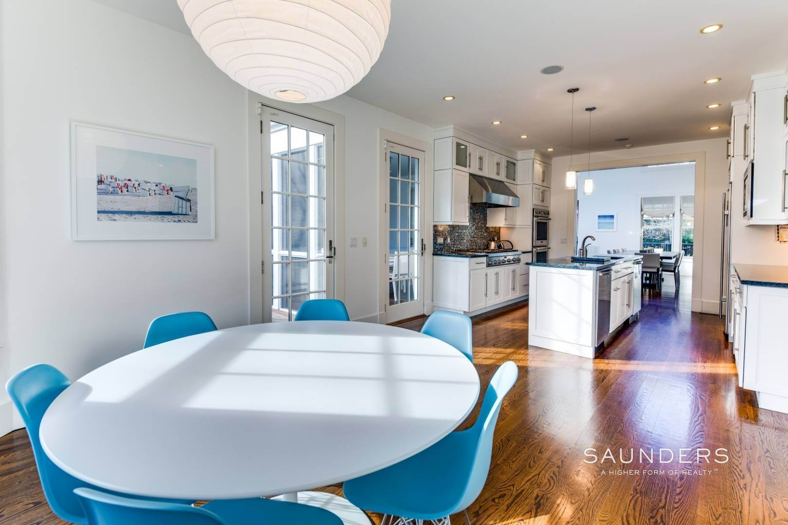 9. Single Family Homes for Sale at Wainscott South Traditional Near Beach Lane 10 Merriwood Drive, Wainscott, East Hampton Town, NY 11975