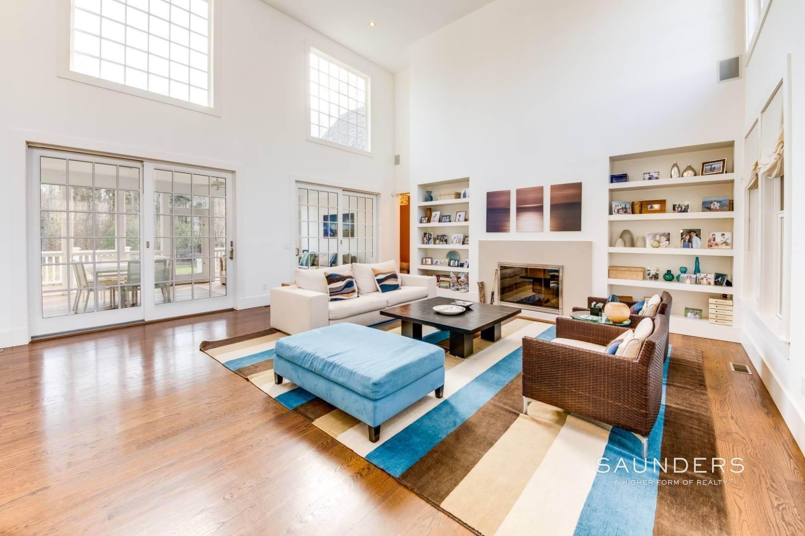 4. Single Family Homes for Sale at Wainscott South Traditional Near Beach Lane 10 Merriwood Drive, Wainscott, East Hampton Town, NY 11975