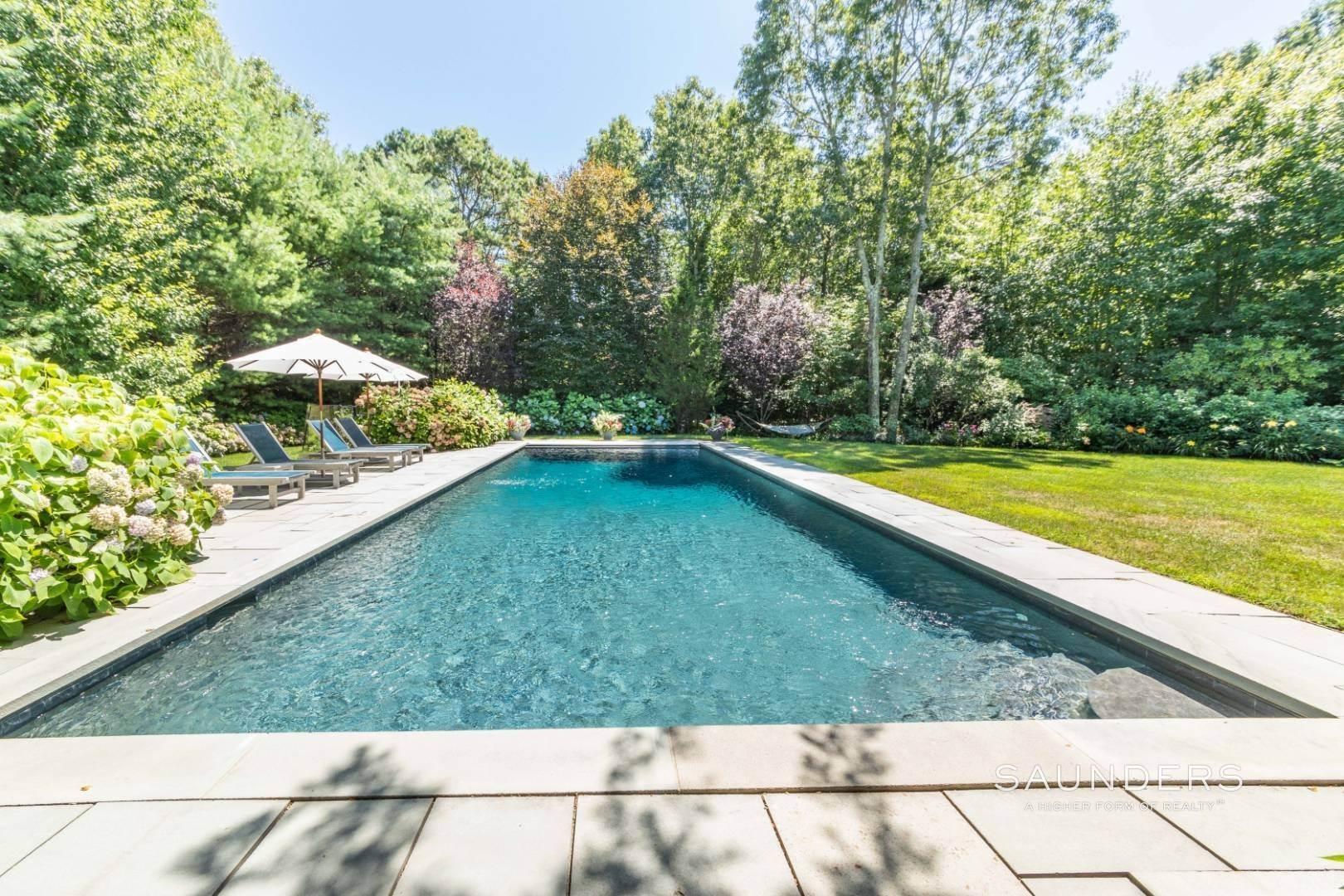 23. Single Family Homes for Sale at Wainscott South Traditional Near Beach Lane 10 Merriwood Drive, Wainscott, East Hampton Town, NY 11975
