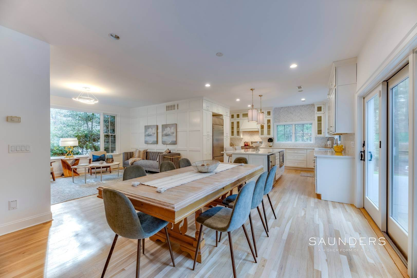 4. Single Family Homes for Sale at Expansive Private Retreat 225 Old Northwest Road, East Hampton, East Hampton Town, NY 11937