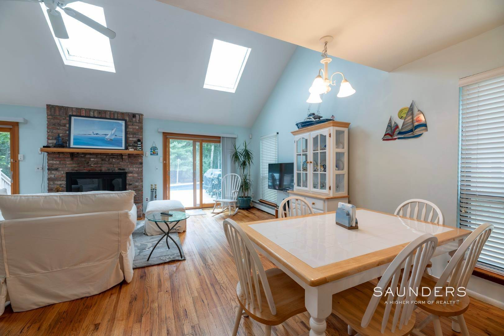 5. Single Family Homes at Charming Home With Heated Pool 221 Norfolk Dr, East Hampton, East Hampton Town, NY 11937
