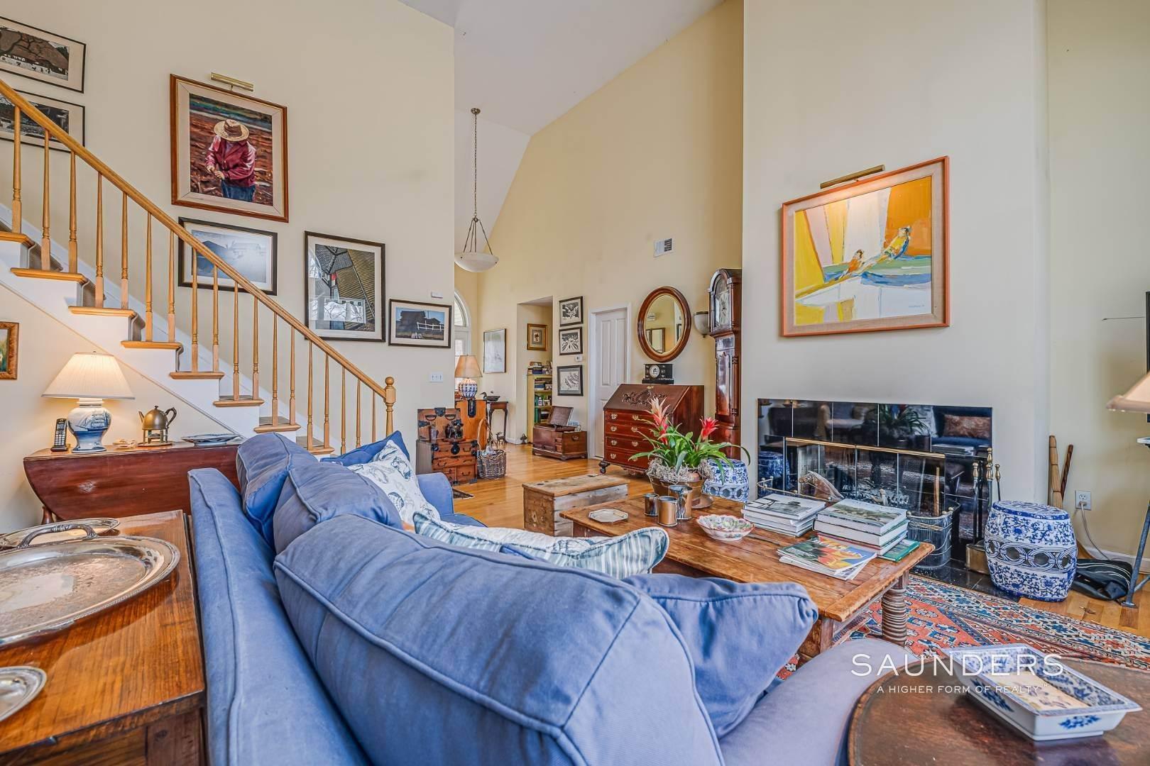 9. Single Family Homes for Sale at Southampton - Cold Spring Fairways 57 Spring Pond Lane, Southampton, Southampton Town, NY 11968