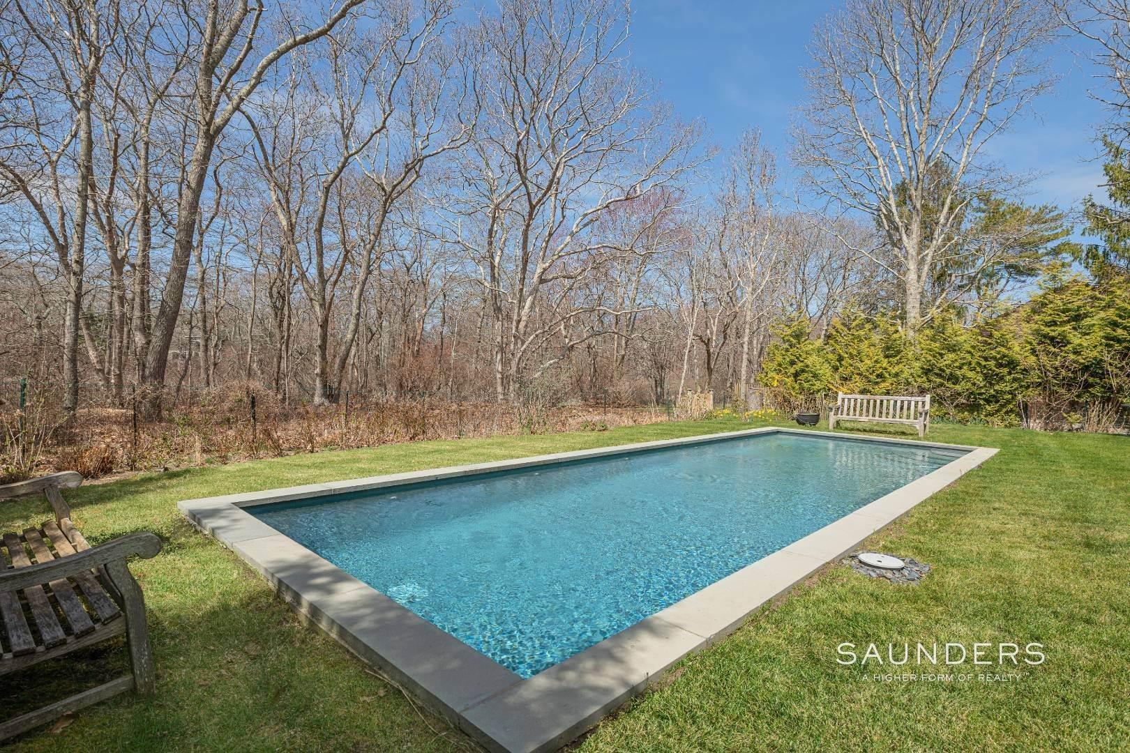 2. Single Family Homes for Sale at Southampton - Cold Spring Fairways 57 Spring Pond Lane, Southampton, Southampton Town, NY 11968