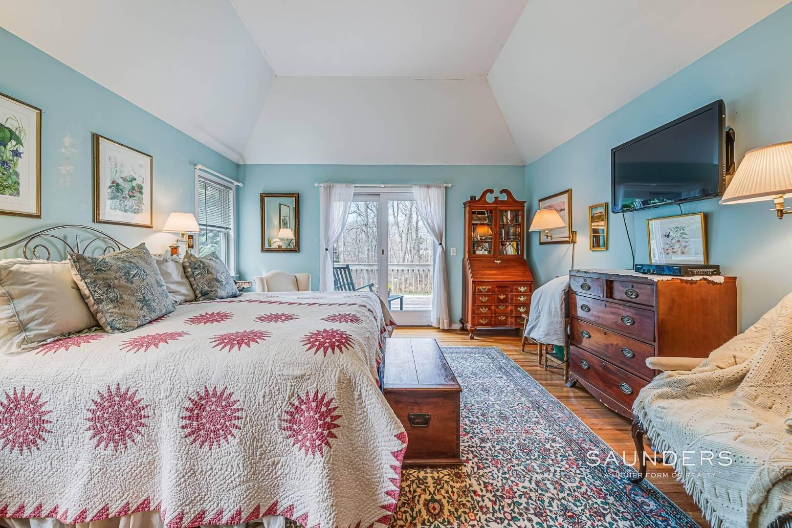 13. Single Family Homes for Sale at Southampton - Cold Spring Fairways 57 Spring Pond Lane, Southampton, Southampton Town, NY 11968