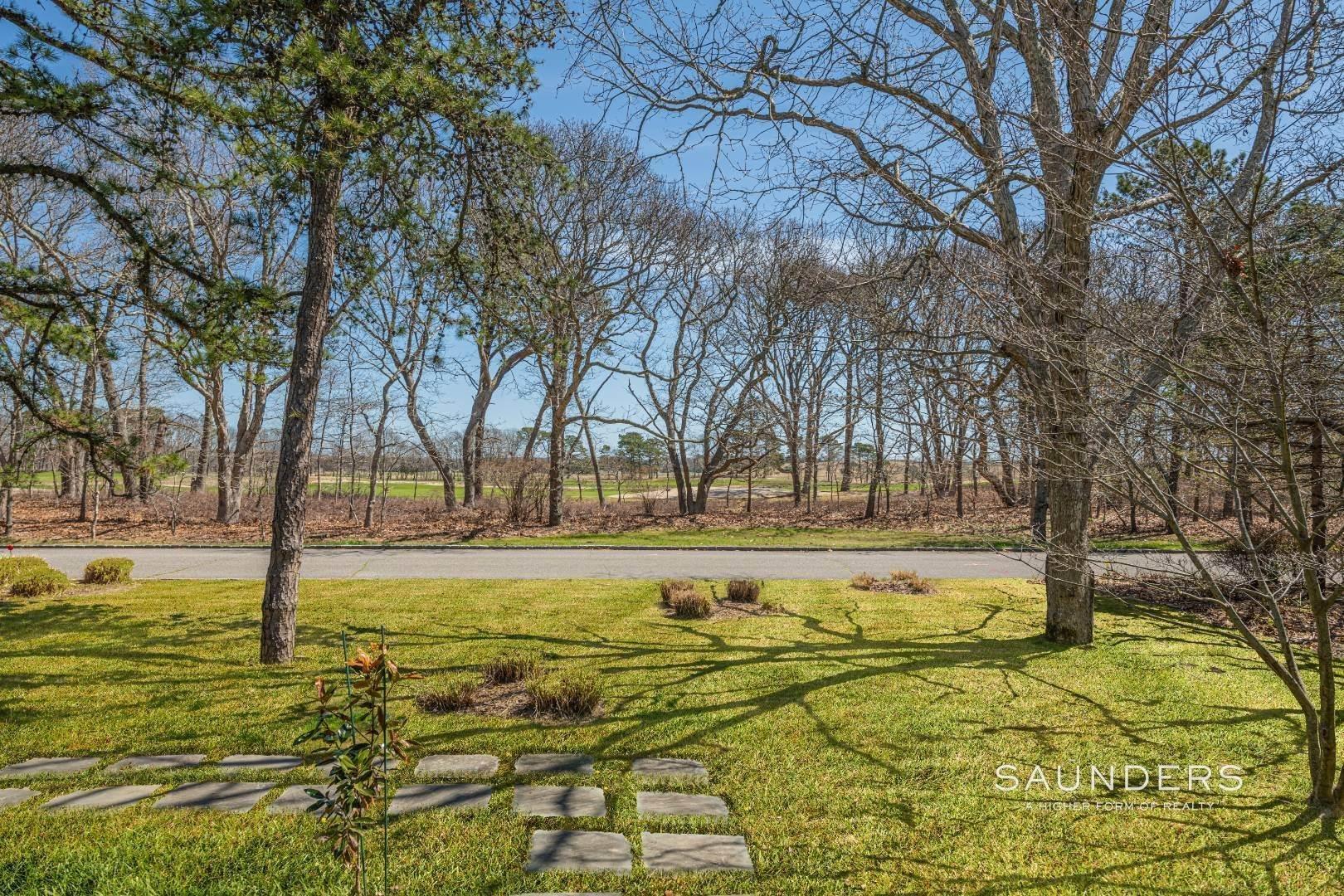 6. Single Family Homes for Sale at Southampton - Cold Spring Fairways 57 Spring Pond Lane, Southampton, Southampton Town, NY 11968