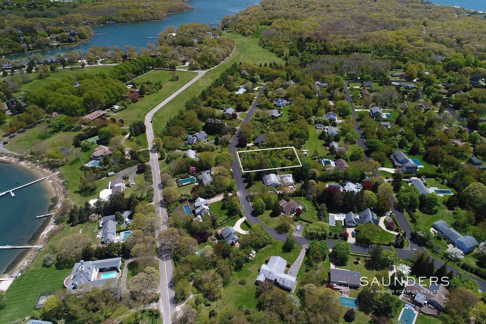 Land for Sale at Shelter Island Idyllic Country Acreage 4 Tims Trail, Shelter Island Heights, Shelter Island, NY 11964